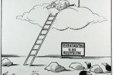 Zeichnung Walter Hanel